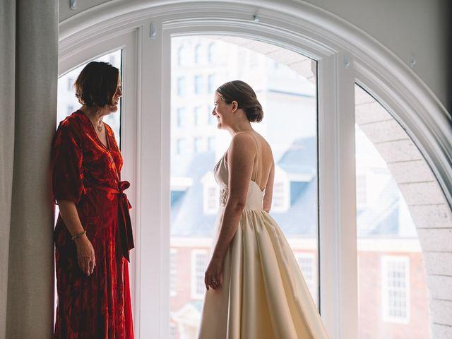 Megan and Omri's Wedding in Boston, Massachusetts 15