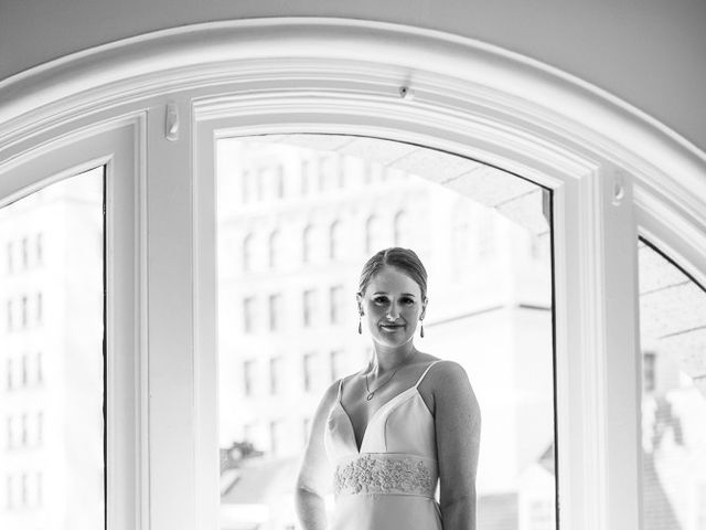 Megan and Omri's Wedding in Boston, Massachusetts 23