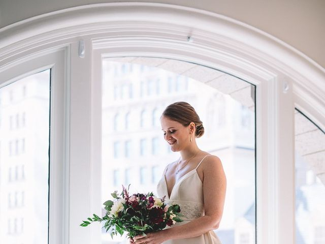 Megan and Omri's Wedding in Boston, Massachusetts 24