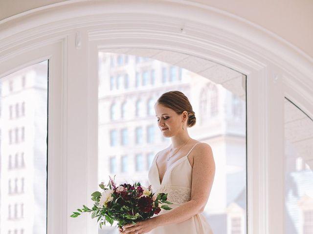 Megan and Omri's Wedding in Boston, Massachusetts 25