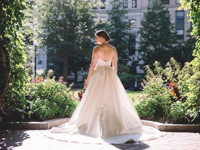 Megan and Omri's Wedding in Boston, Massachusetts 32