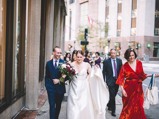 Megan and Omri's Wedding in Boston, Massachusetts 37