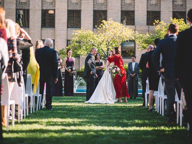 Megan and Omri's Wedding in Boston, Massachusetts 52