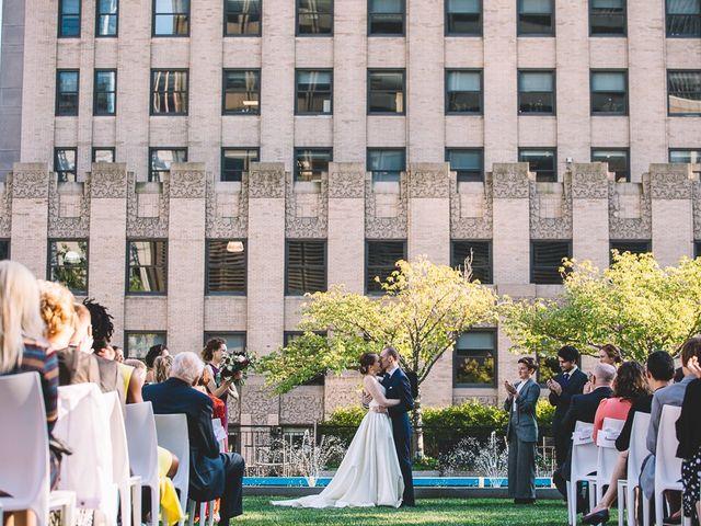 Megan and Omri's Wedding in Boston, Massachusetts 56