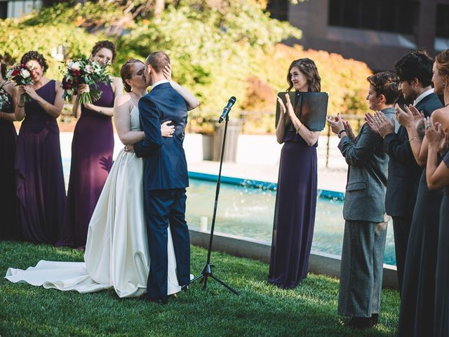 Megan and Omri's Wedding in Boston, Massachusetts 57