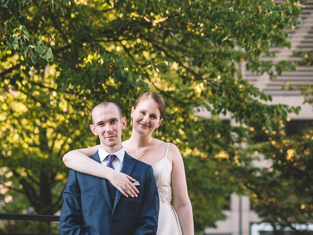 Megan and Omri's Wedding in Boston, Massachusetts 68