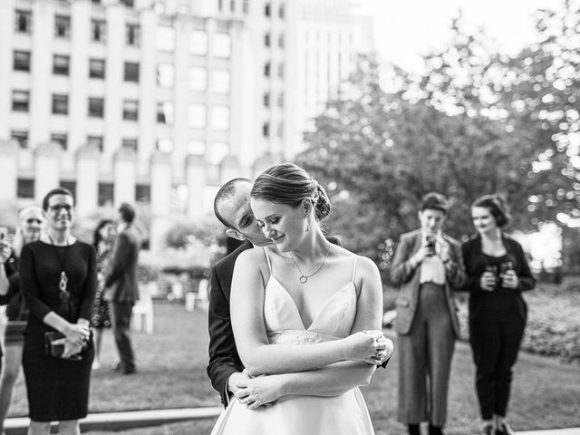Megan and Omri's Wedding in Boston, Massachusetts 73