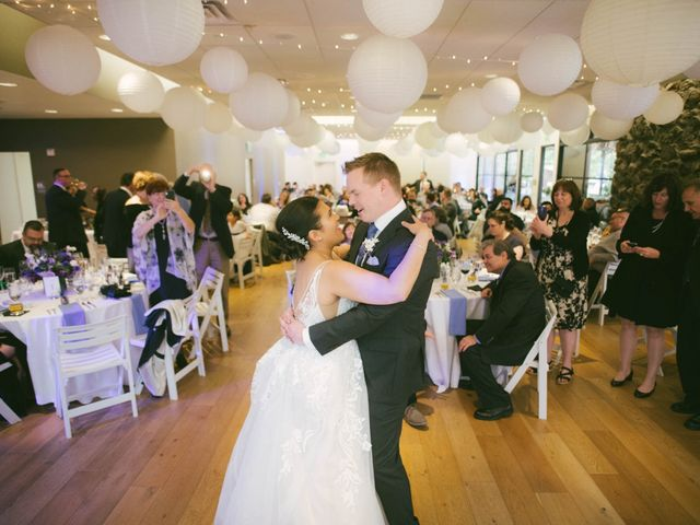 Grant and Stephanie's Wedding in Ross, California 10