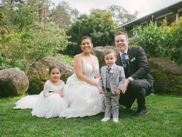 Grant and Stephanie's Wedding in Ross, California 17