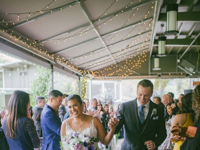 Grant and Stephanie's Wedding in Ross, California 18