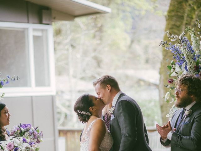 Grant and Stephanie's Wedding in Ross, California 19