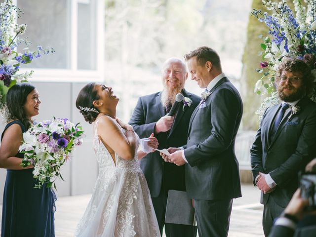 Grant and Stephanie's Wedding in Ross, California 20