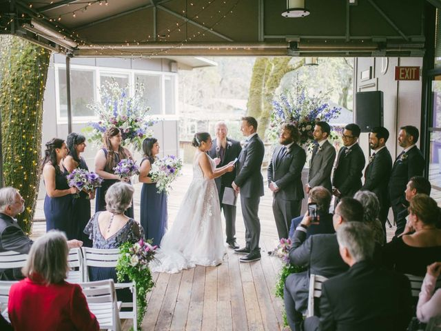 Grant and Stephanie's Wedding in Ross, California 22