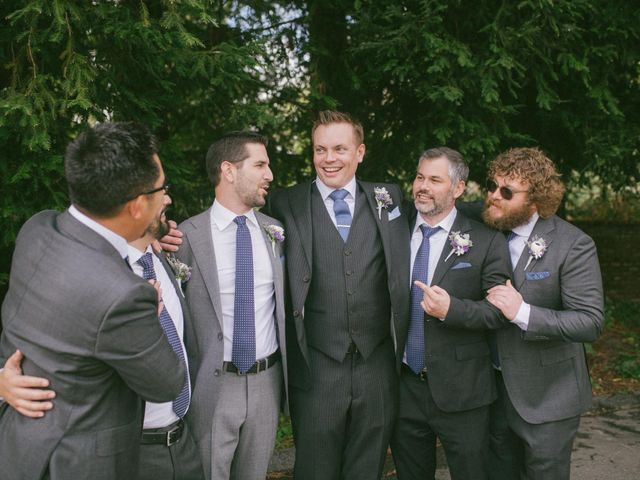 Grant and Stephanie's Wedding in Ross, California 36