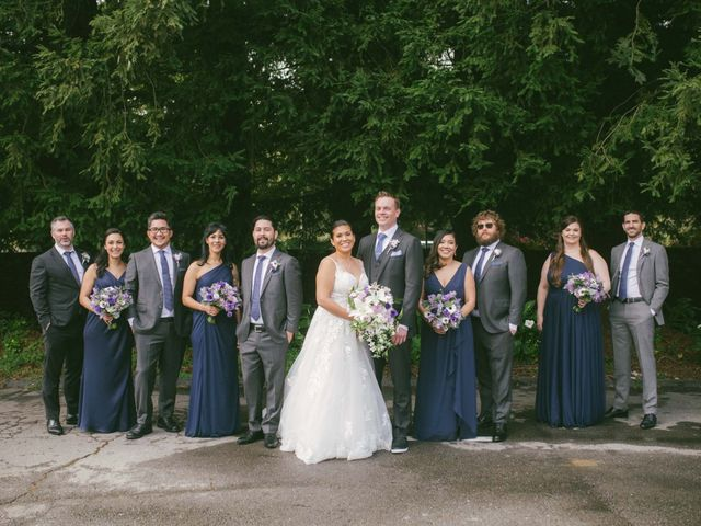 Grant and Stephanie's Wedding in Ross, California 39