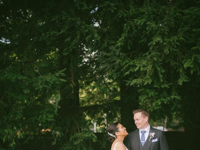 Grant and Stephanie's Wedding in Ross, California 40