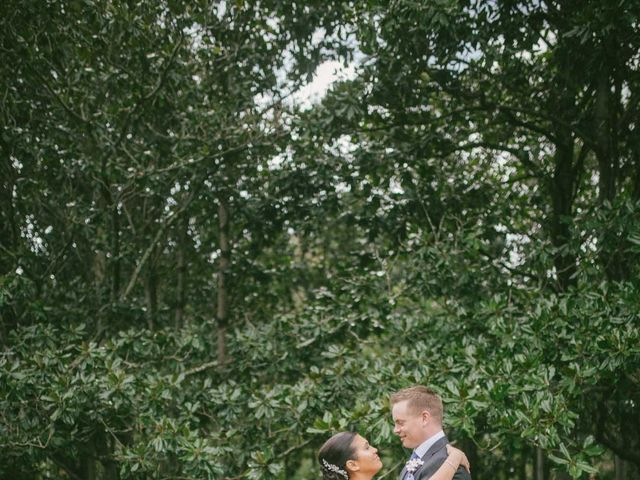 Grant and Stephanie's Wedding in Ross, California 46