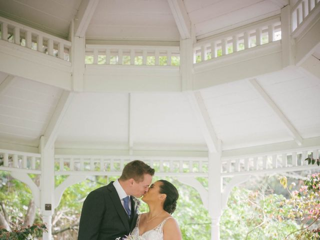 Grant and Stephanie's Wedding in Ross, California 51