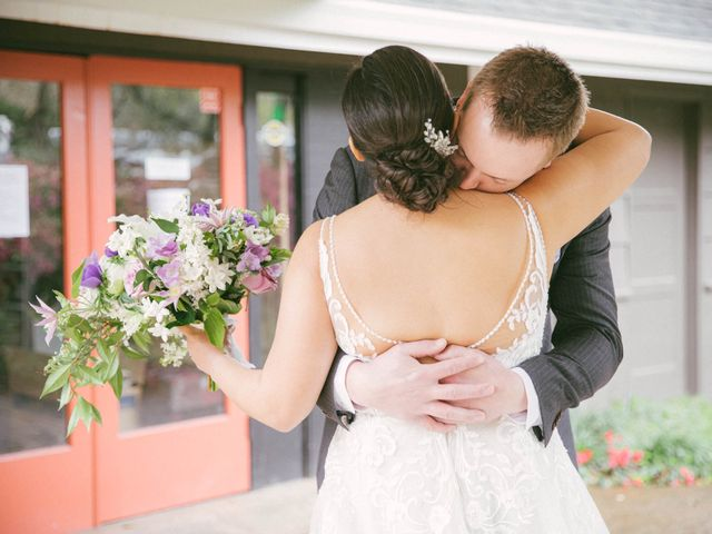Grant and Stephanie's Wedding in Ross, California 55