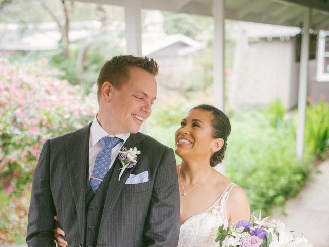 Grant and Stephanie's Wedding in Ross, California 56