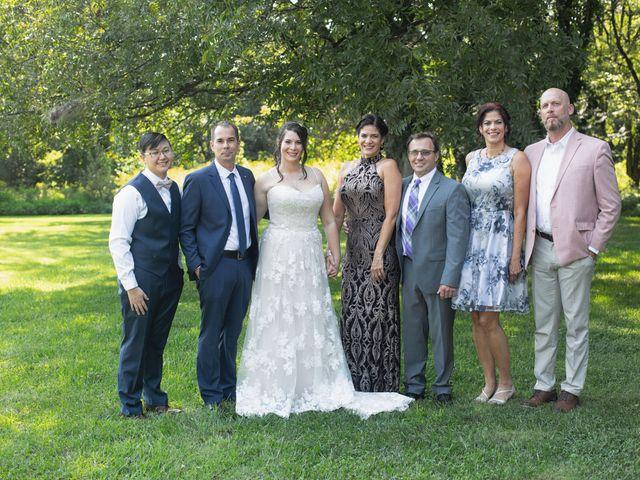 Michael and Amanda's Wedding in Somerset, Virginia 9