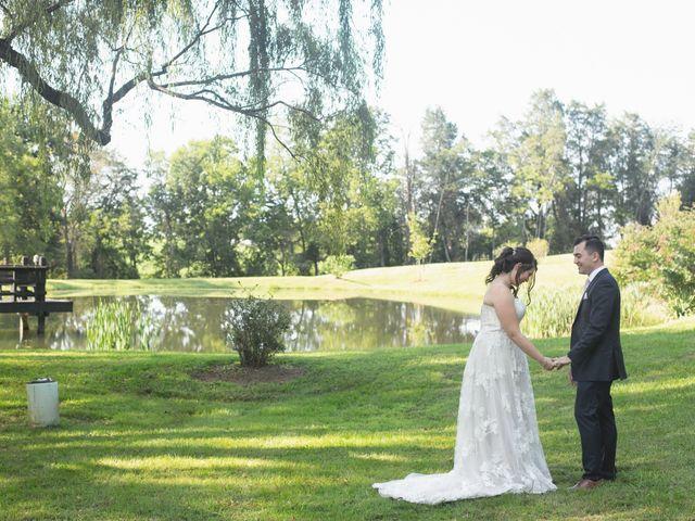 Michael and Amanda's Wedding in Somerset, Virginia 11