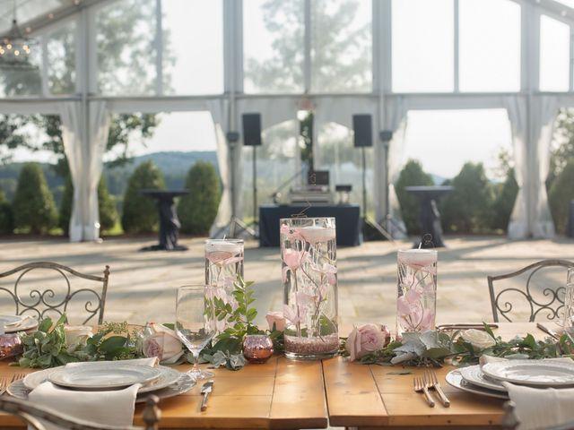 Michael and Amanda's Wedding in Somerset, Virginia 15