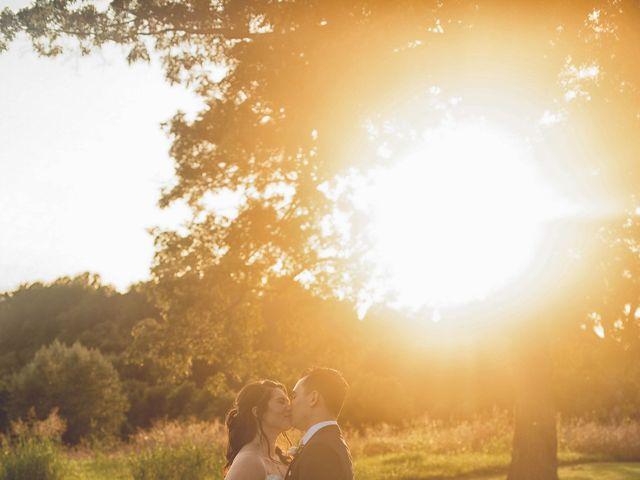 Michael and Amanda's Wedding in Somerset, Virginia 17