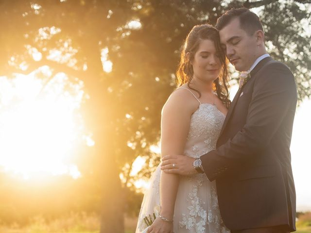 Michael and Amanda's Wedding in Somerset, Virginia 18