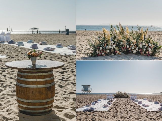 Natalie and James's Wedding in Hatteras, North Carolina 3