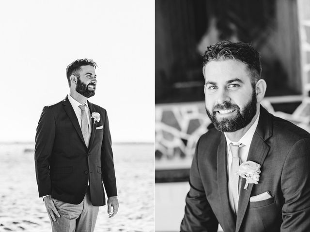 Natalie and James's Wedding in Hatteras, North Carolina 8