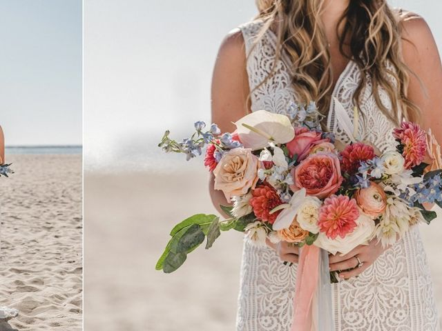Natalie and James's Wedding in Hatteras, North Carolina 11