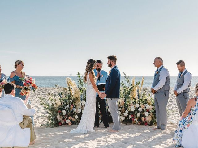 Natalie and James's Wedding in Hatteras, North Carolina 14