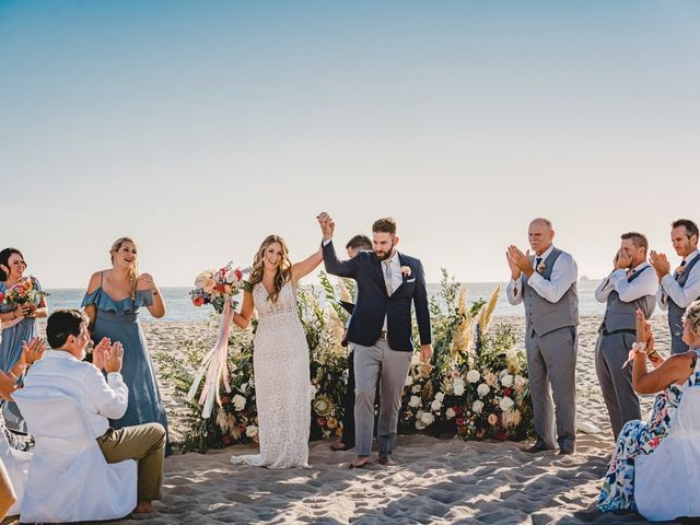 Natalie and James's Wedding in Hatteras, North Carolina 25