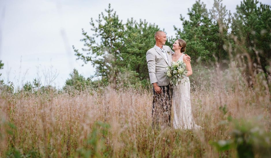 Nick  and Brandy 's Wedding in Kennebunk, Maine