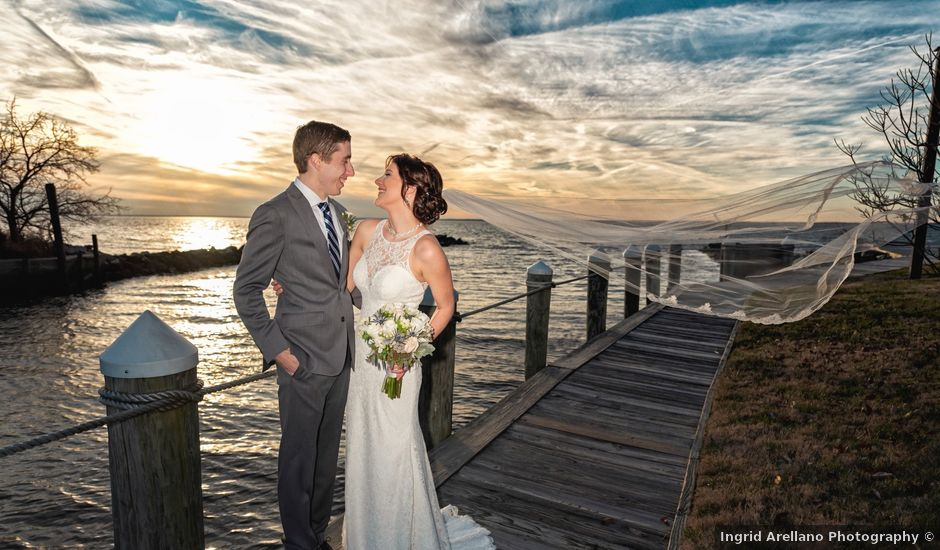 Tyler and Krystal's Wedding in Stevensville, Maryland