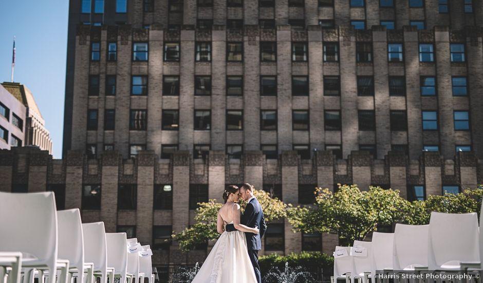 Megan and Omri's Wedding in Boston, Massachusetts
