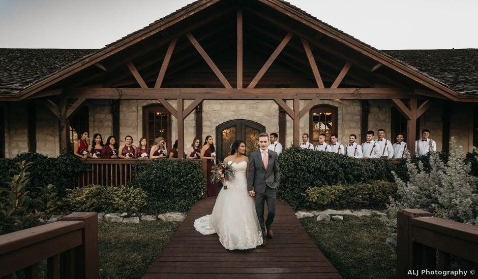 Mia and Clark's Wedding in New Braunfels, Texas