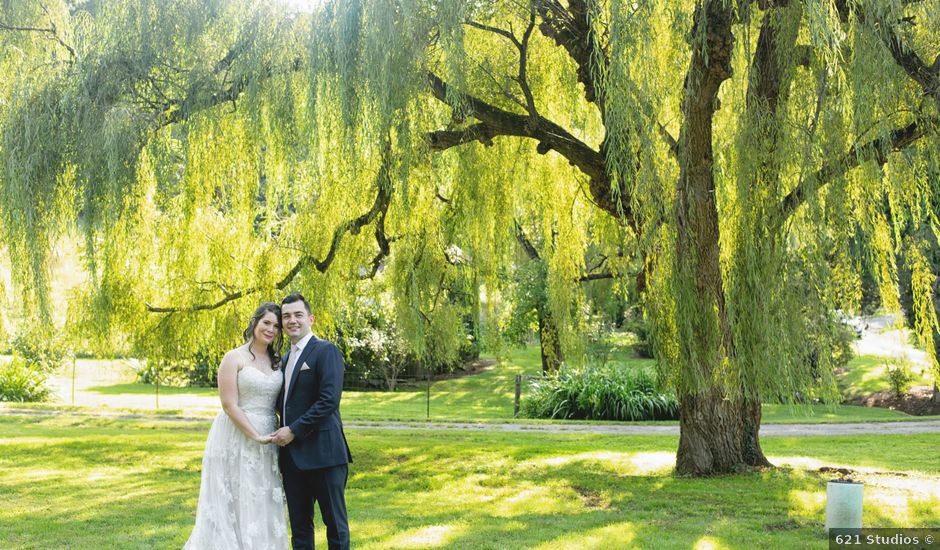 Michael and Amanda's Wedding in Somerset, Virginia