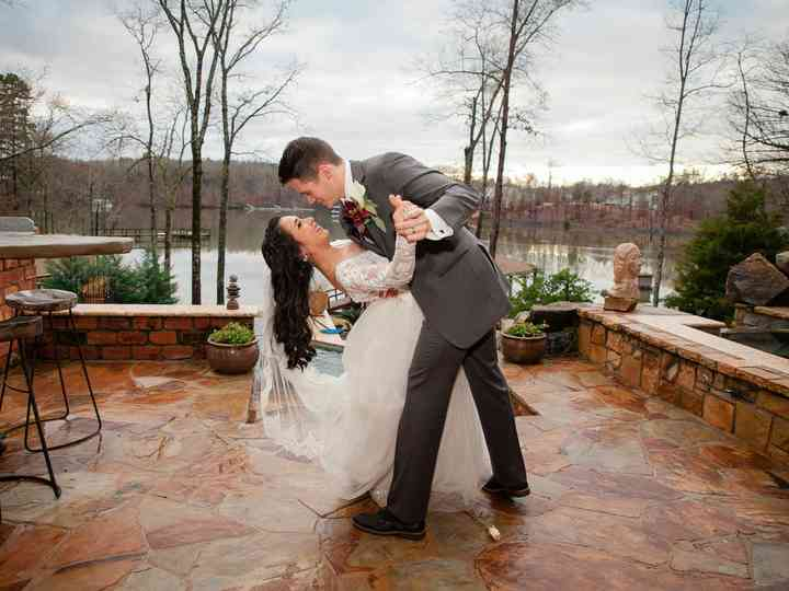 The wedding of Nathaly and Mitchell