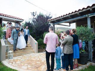 The wedding of Dimitris and Georgina 2