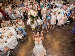 The wedding of Dimitris and Georgina 3