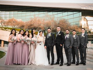 Arthur and Esther's Wedding in Fresno, California 3