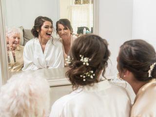 The wedding of Kayleigh and Nic 2