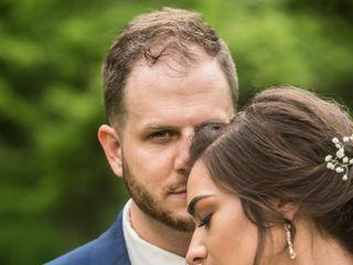 The wedding of Kayleigh and Nic