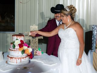 The wedding of Lauro and Jessica 2