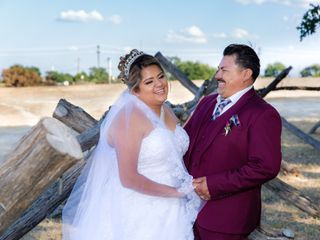 The wedding of Lauro and Jessica