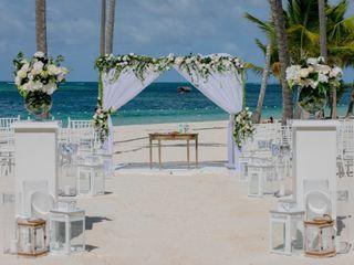 The wedding of Amanda and Robert 1