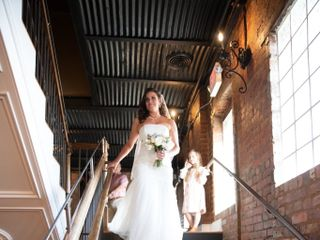 The wedding of Crystal and Stuart  3