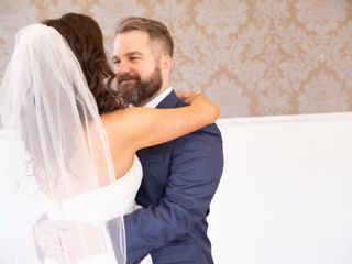The wedding of Crystal and Stuart